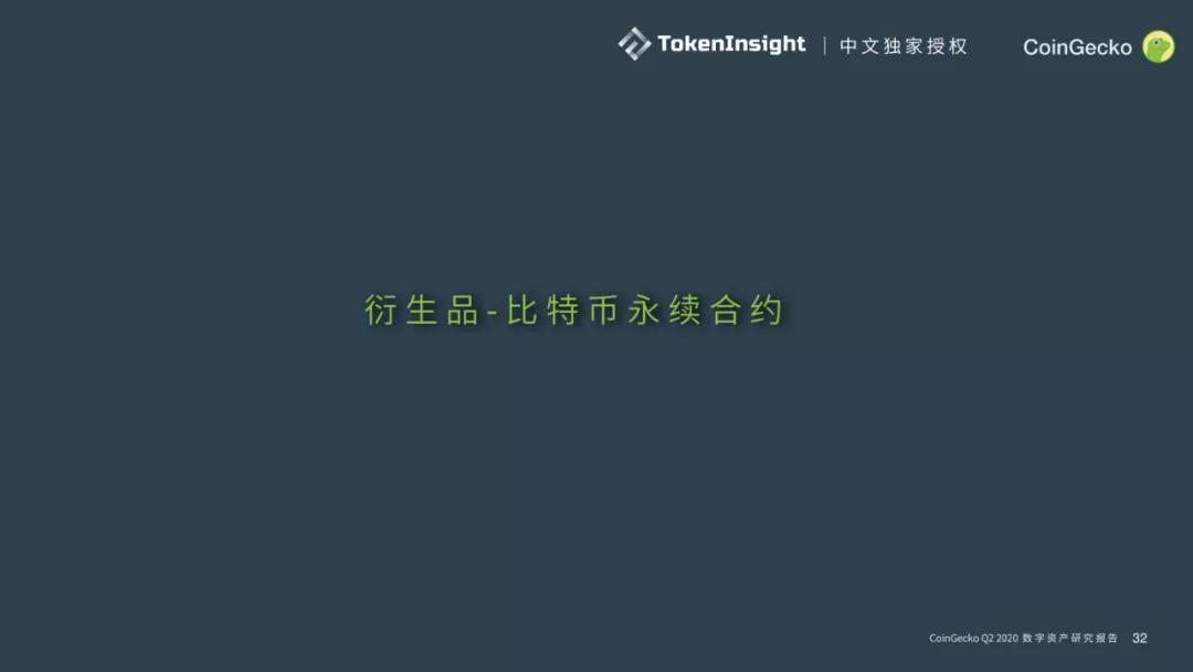 CoinGecko 2020二季度数字资产行业报告