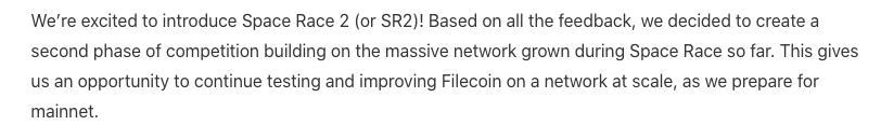"""解读Filecoin新增""""不删档公测"""":头矿抢夺战将开始"""