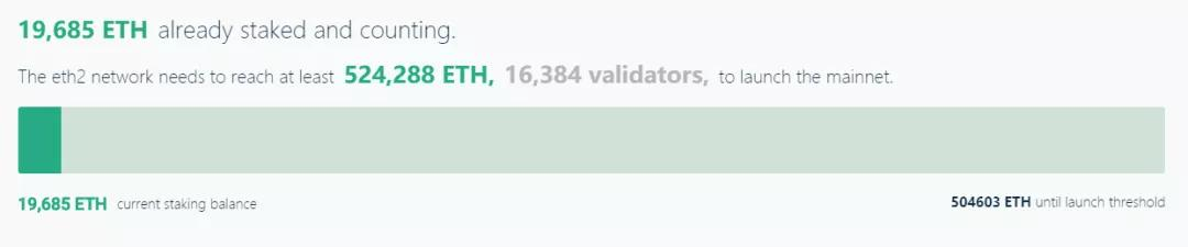 Eth2存款合约发布!如何质押你的 ETH 成为验证者呢?