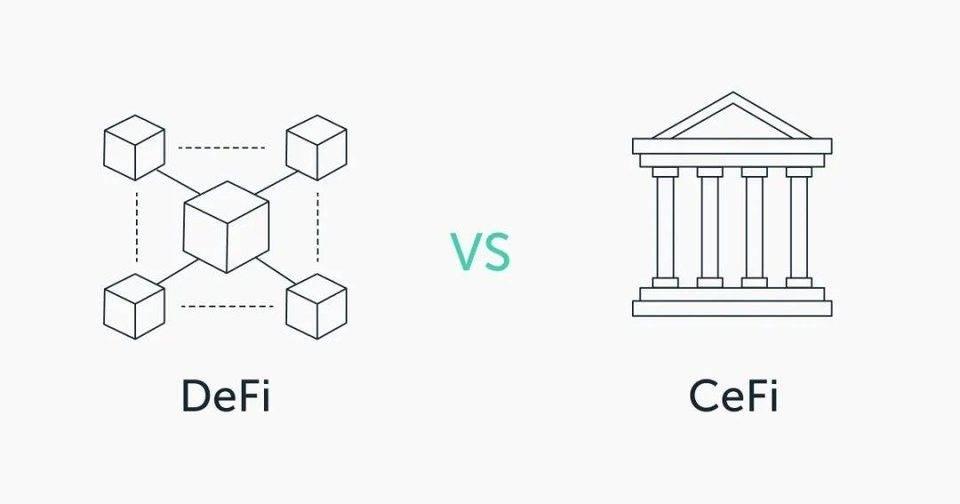 分化与共生:福布斯解读加密金融领域 CeFi 和 DeFi 演化路径