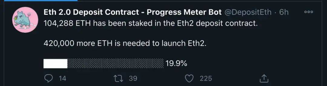 ETH2.0将提前到来?路线图大改:冻结Phase2、转向Rollup、多阶段并行开发